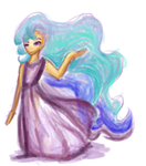 Dressy Doodle by Wendy-the-Creeper