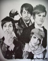 Panic! At The Disco by psychocrissis