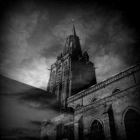 Notre Dame de Calais by lostknightkg