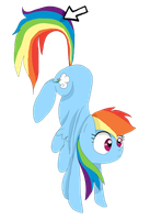 Click on Rainbow dash. by MissPolycysticOvary