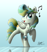 Chillin' to the Music by Duskie-06