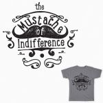 Mustache of Indifference by cogwurx