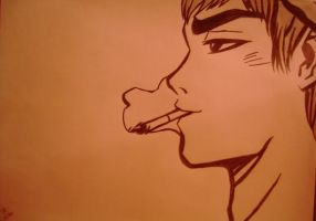 Onizuka by android18-fan