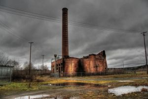 Timber Mill by SemblancePhotography