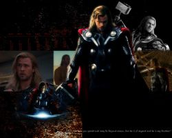 January 2013 - Thor by RavenxRyu