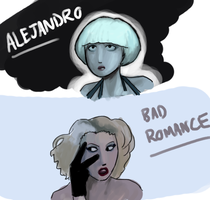 AlejandroBadRomance by Super-Cute