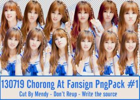 ChoRong PNG Pack #1_(12Pngs) by MendyTaegnager