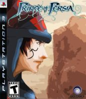 PS3: Prince of Persia by ultima0chaotic