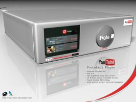 Youtube Prototype Player by AlperEsin