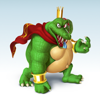 King K. Rool by Zesiul