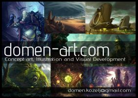 Blog Starter by Domen-Art