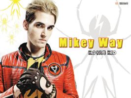 Mikey-Kobra Kid wallpaper by Krisza