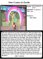 Star Comes to Earth 1001 Animation by mlp-vs-capcom