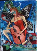 A Promise to Cello by virues