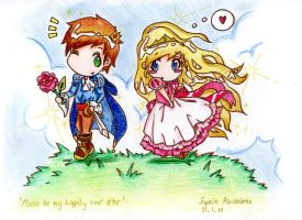 Happily ever after by Cardcaptor-Sophia