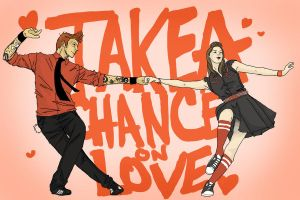 Take A Chance on Love by The1922