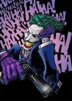 The Killing Joke - colors by gabcontreras