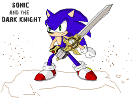 Sonic and the Black Knight x3 by dabbido