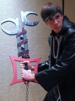 EXP10 Keyblade by Group-Photos