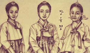 Jang Ok Jung by LeneZone