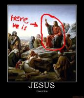 Demote: Jesus by The-Max765