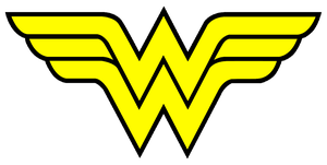 Wonder Woman Logo by mr-droy