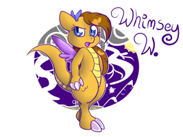Whimsey Weatherbe by C0tt0nTales