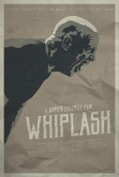 Not My Tempo - Whiplash Poster by edwardjmoran