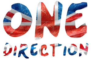 Texto PNG One Direction (Bordes Blancos) by Textos-Png-By-Paau