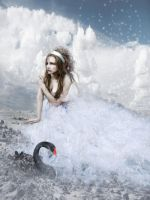the winter by Flore-stock