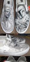 boba fett and han solo vans by mishra1218