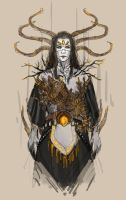 Rhomme humanoid by Cnids