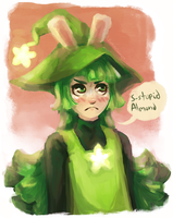 Peridot from Cucumber Quest by ForeverSoaring