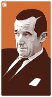 Edward R. Murrow by monsteroftheid