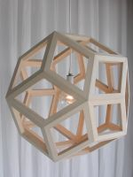 polyhedron chandelier by sharp-chisel