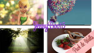 Pack de Wallpapers by JennyBoo15