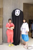 Spirited Away from the Con by wraamyth