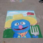 Farmer Grover by Chalk-N-Awe-Art