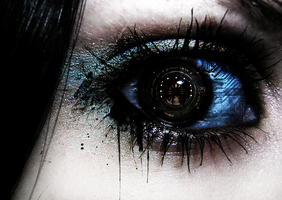 Cybernetic Eye by wild-kard2003