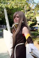 Tales of the Abyss: Tear Grants by VandorWolf