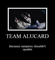 Team Alucard join if you dare by emopuppy07