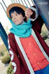 Monkey D. Luffy | Alabasta | IV by Wings-chan