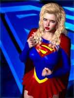 Supergirl Movie Costume for V4 by Terrymcg