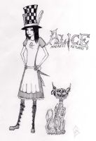 more alice madness by AlexRammsteiner