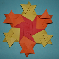 Origami something by MuggleHater
