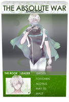 TAW: Leader: The Rook by Pinkalexandrax1