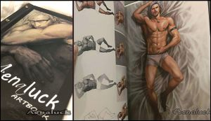 My Artbook by aenaluck