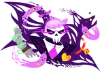 Mystery Skulls - Ghost by capefoxalix