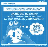 Little Monsters by schizmatic
