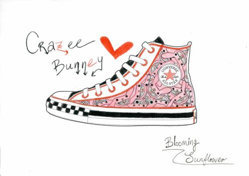 Crazee Bunney by BloomingxSunflower